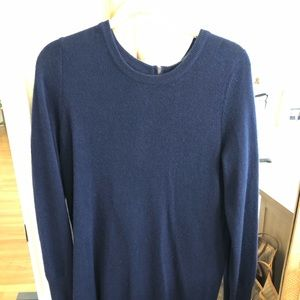 Equipment Cashmere sweater dress sz medium